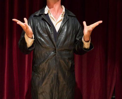 Heil Clown, Daniel Goldmann, Boulevardteatern