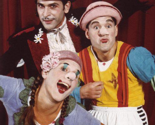 Cirkus Piggelin, Daniel Goldmann