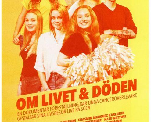 Om livet & döden, regi Daniel Goldmann