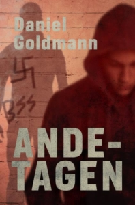 """Ande-tagen"" av Daniel Goldmann, omslagsbild"